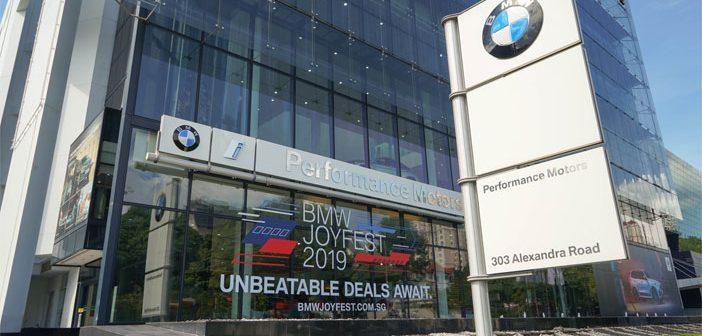 BMW JoyFest 2019