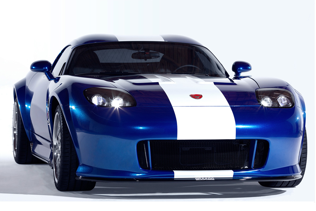 West Coast Customs Creates A Real Bravado Banshee