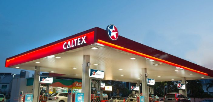 Discover Treasures At Caltex