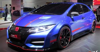 Civic Type R Concept ParisMotorShow