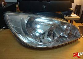 Cleaning Haze Inside Headlights