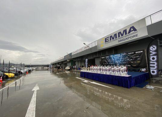 EMMA Singapore 2019