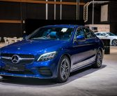 Facelifted Mercedes-Benz C-Class makes Singapore debut