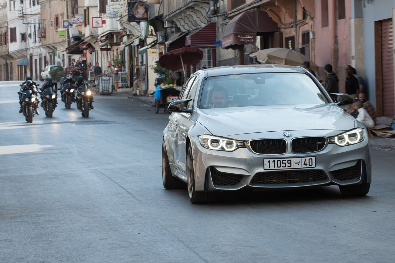 Bmw Car Used In Mission Impossible Rogue Nation
