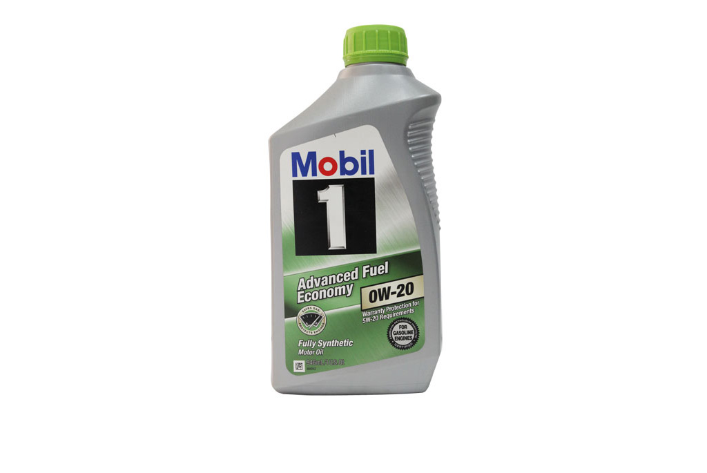 Mobil 1 Advanced Fuel Economy 0w 20 Engine Oil