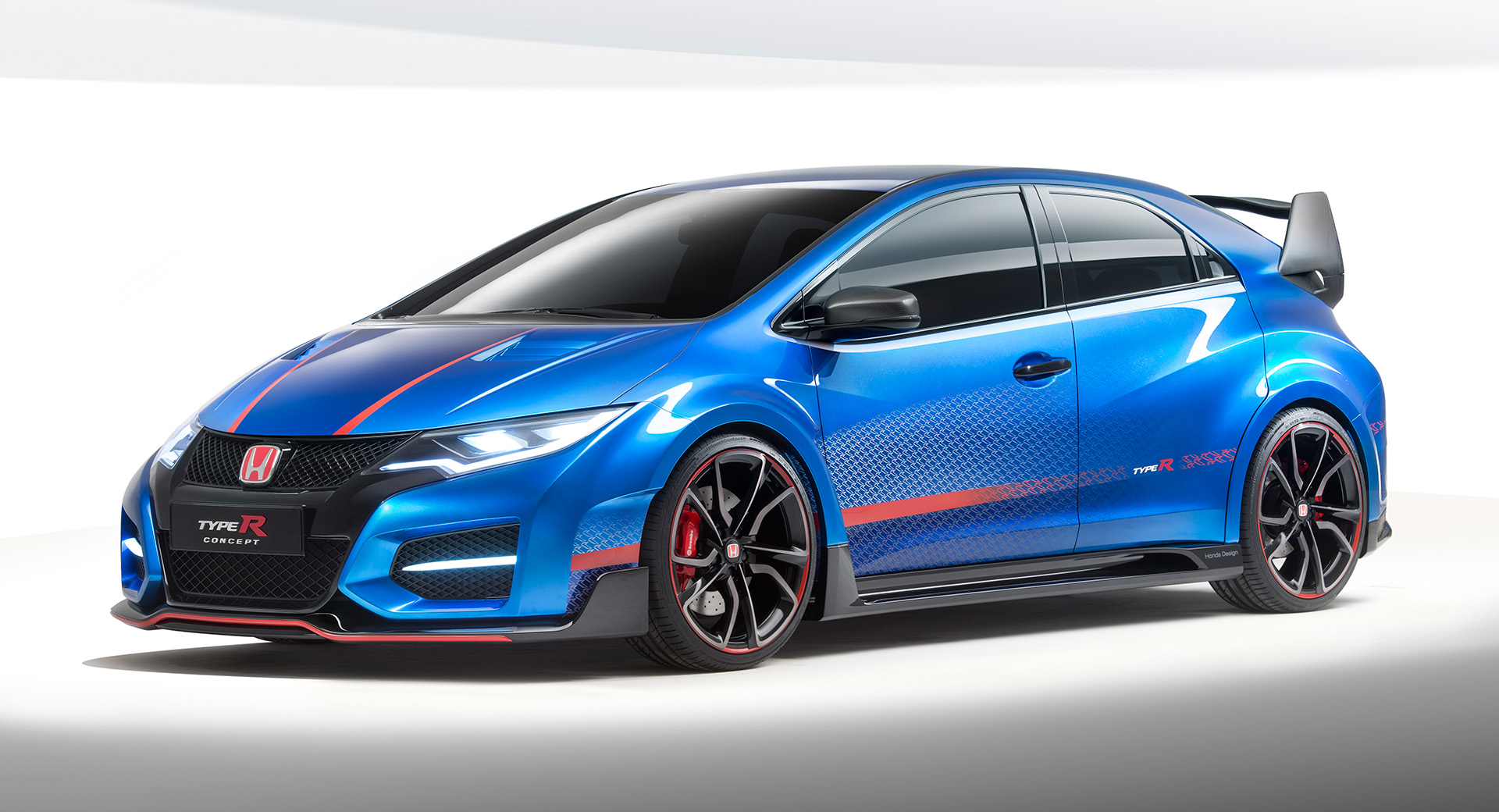 new honda civic type r is the most powerful type r ever.