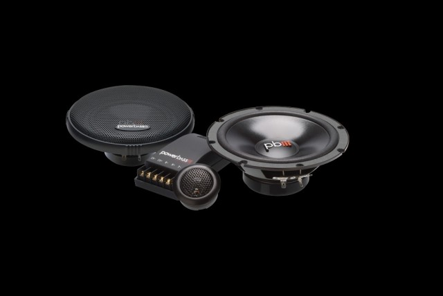 Powerbass S-6C 2-Way Component Speaker