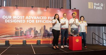 Shell Launches New Advanced Fuel