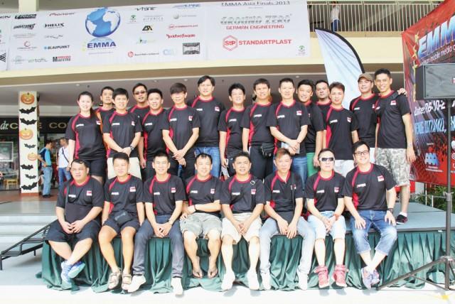 Team EMMA Singapore 01