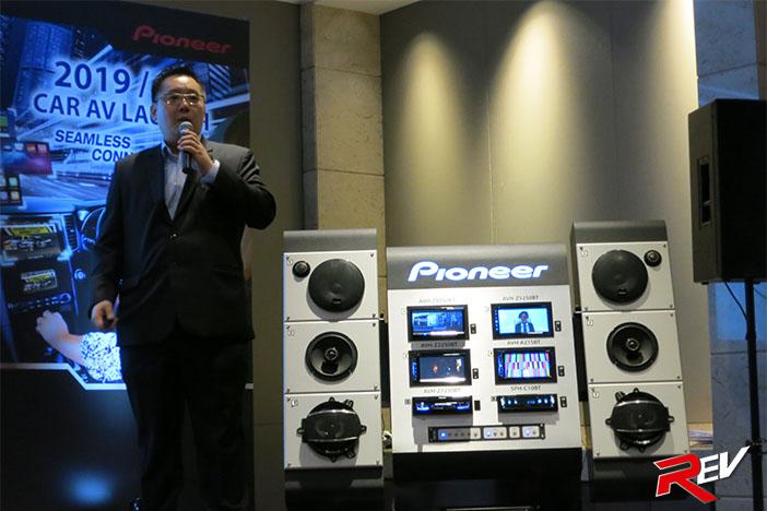 Pioneer Releases New Z-Series Receivers