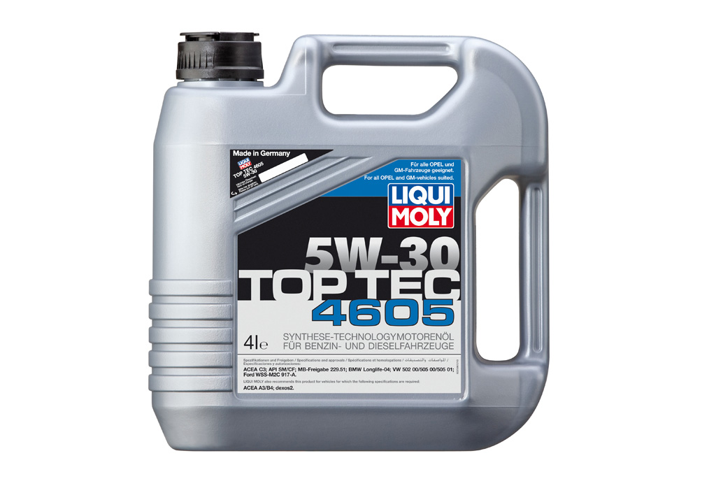 liqui moly top tec 5w 30 engine oil. Black Bedroom Furniture Sets. Home Design Ideas