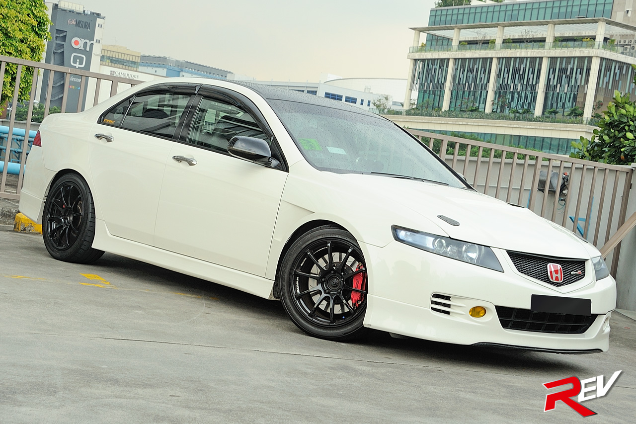 Honda Type R >> Executive Power (Honda Accord Euro-R CL7)