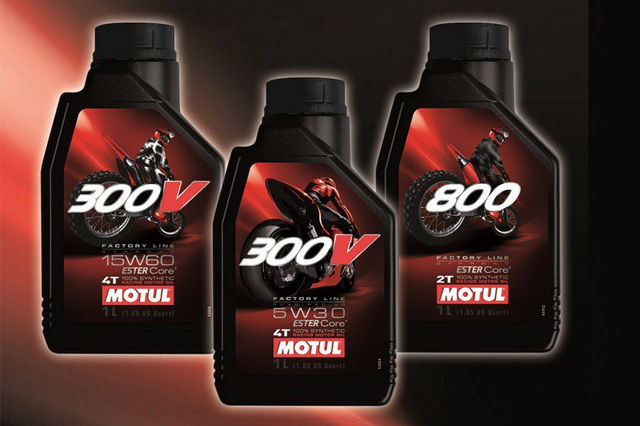 Motul Launches Advanced Motorcycle Range