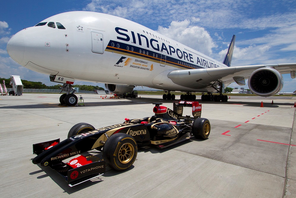 Next Year Calendar Sia : Singapore airlines is the new grand prix title